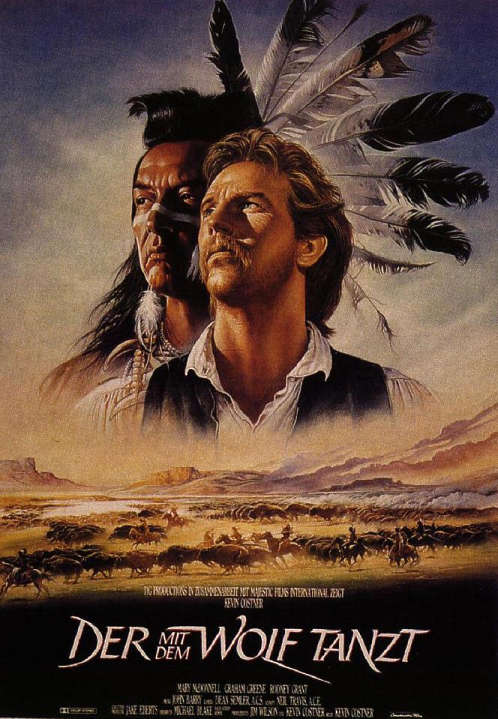Dances with Wolves - USA 1990