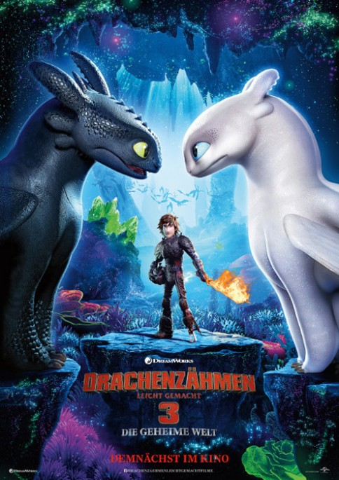 How to Train Your Dragon - The Hidden World, USA 2019