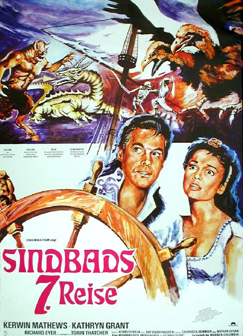 The 7th Voyage of Sinbad - USA 1958