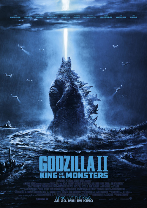 Godzilla: King of the Monsters, USA 2019