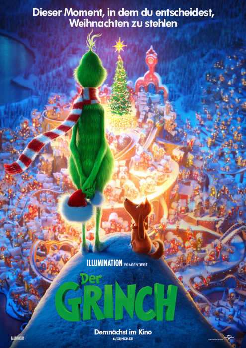 The Grinch - USA 2018