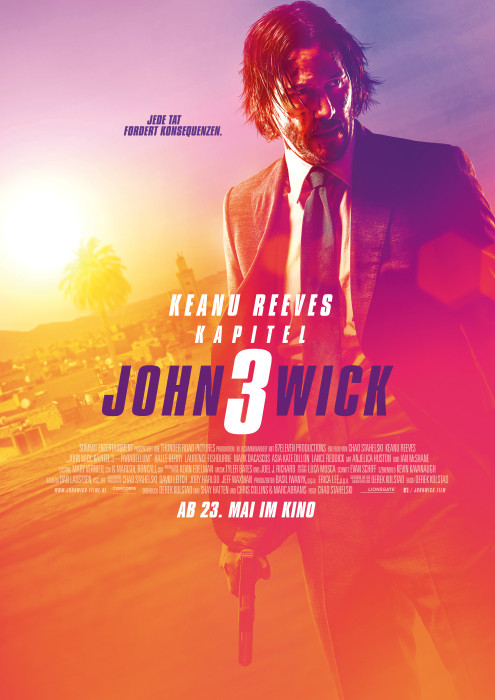 John Wick: Chapter 3 - Parabellum, USA 2019