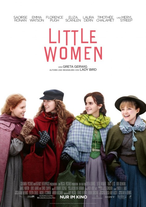 Little Women - USA 2019